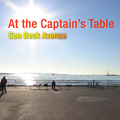 At the Captain's Table